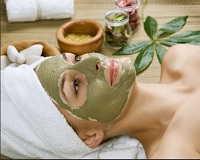 применение зеленой глины для лица