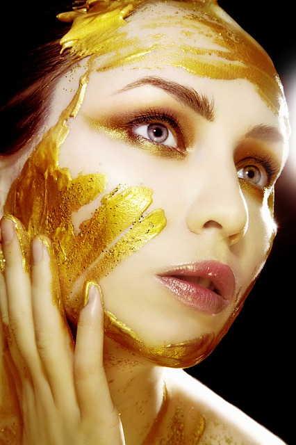 коллоидное золото в косметике