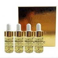 3W CLINIC Collagen & Luxury Gold Anti-Wrinkle Ampoule 100ml