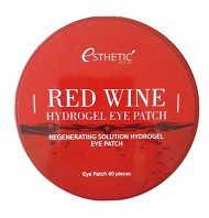 Винные патчи для глаз Red Wine Hydrogel Eye Patch