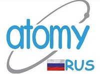 логотип Атоми