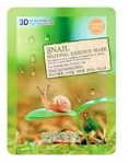 Fooda Holic Snail Natural Essence 3D Mask