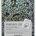 Tony Moly Pureness 100 Caviar Mask Sheet